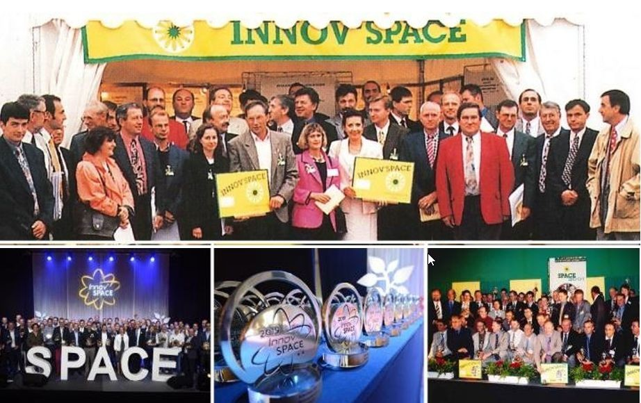 25 ans d'Innov'Space de 1995 à 2019 et un Top 100
