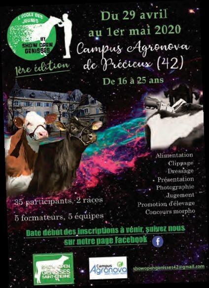 Du 29 avril au 1er mai, dans la Loire