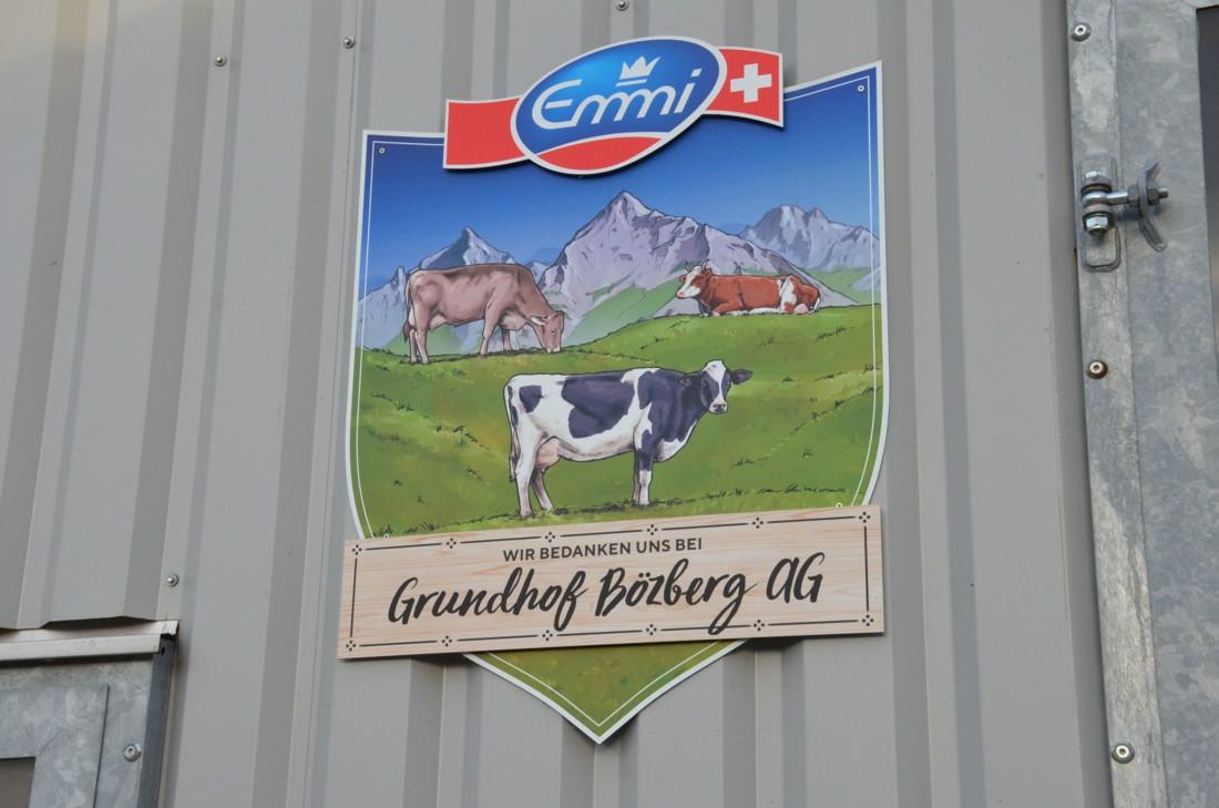 Un reportage sur l'élevage Grundhof Bözberg est à lire dans le PLM n°517 de décembre.